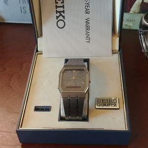 Rare Seiko Watch